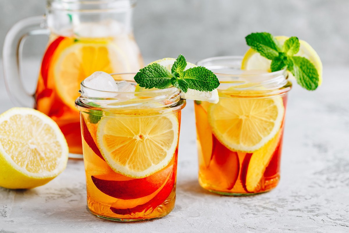 7 Summer Iced Tea Recipes
