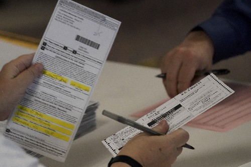 Wisconsin issues recount order sought by Trump in 2 counties