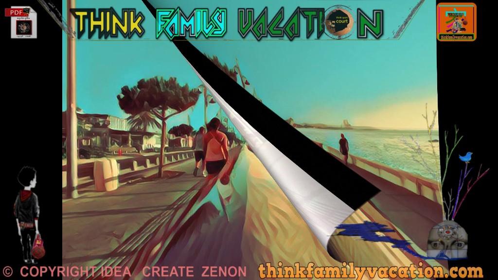 Think Larnaca - Walk - cover