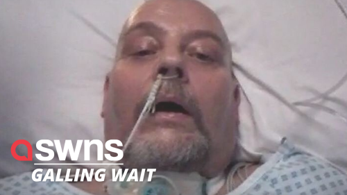UK dad-of-three lost 10st battling sepsis while waiting for an HNS operation