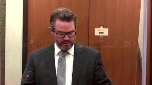 Derek Chauvin's defense team launches its case