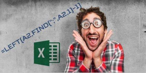 3 Insanely Useful Microsoft Excel Formulas