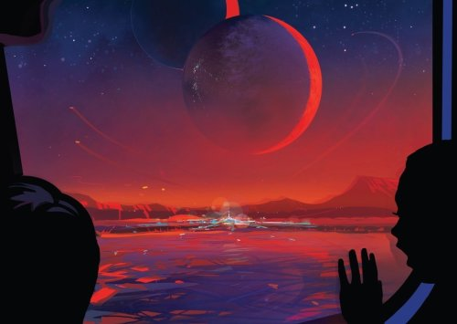 Stop Joking About Fleeing Earth for Newly Discovered Planets