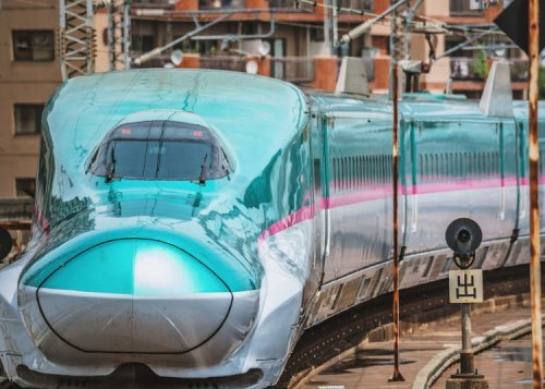 Take a Look at the Fastest Way to Get to and Around Northern Japan!