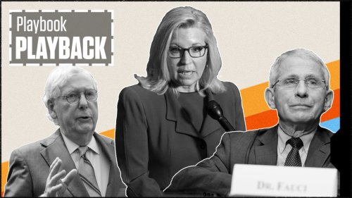 Cheney gets ousted and the GOP attacks voting rights and Fauci