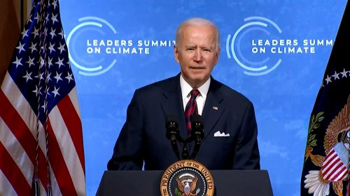 Biden Expected to Press Climate Issues With Major Economies Forum Leaders