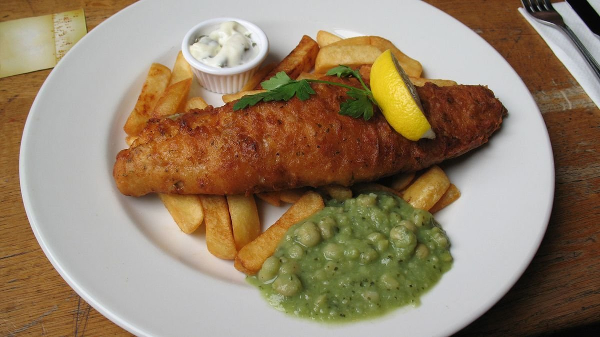 How Fish and Chips Became England's National Dish, Plus More British History