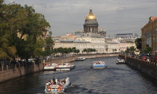 Story of cities #8: St Petersburg – is the 'city built on bones' starting to crumble?