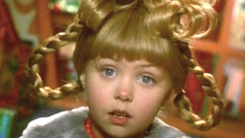 Cindy Lou Who From The Grinch Is Now 25 And Gorgeous