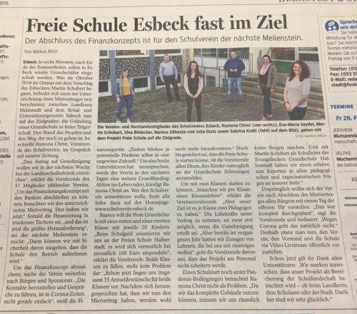 Freie Schule Schöningen cover image