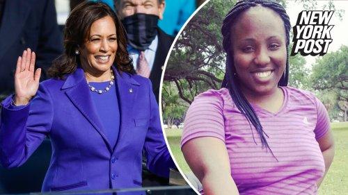 Florida nurse pleads guilty to threatening to kill Kamala Harris