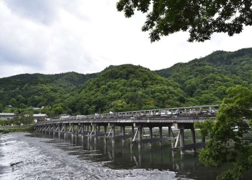 Taming Kyoto's 'Storm Mountain'