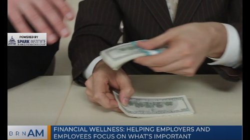 BRN AM   Financial Wellness: Helping employers and employees focus on what's important