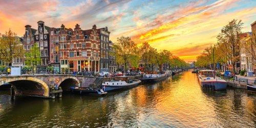 Amsterdam - die außergewöhnliche Stadt