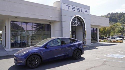 California DMV Investigating Tesla