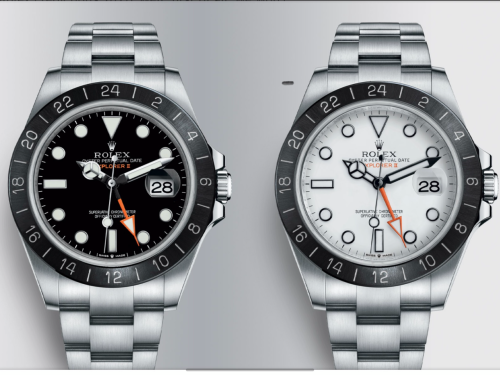 Magazine - Watches for all occasions