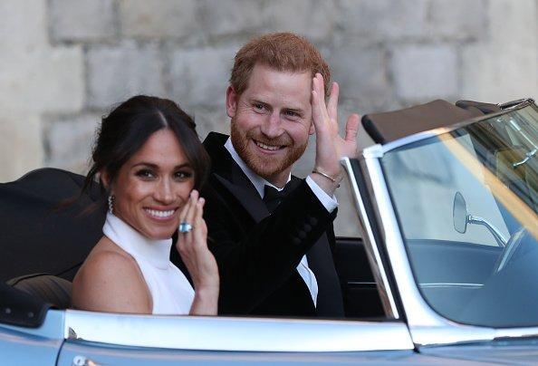 Meghan Markle and Prince Harry Welcome Baby Girl