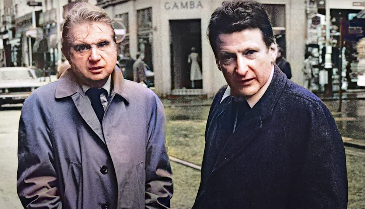 Lucian Freud & Francis Bacon: The Famous Friendship Between Rivals