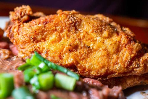All About Fried Chicken