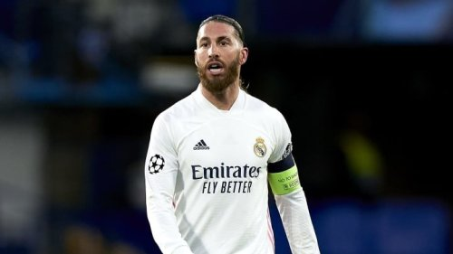Sergio Ramos leaves Real Madrid