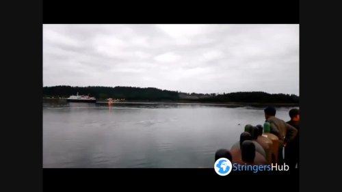 US: Tsunami Warnings Issued After M8.2 Earthquake Strikes Off Alaska Coast