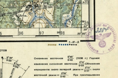 Secret Russian maps that fell into enemy hands–and four more captivating tales