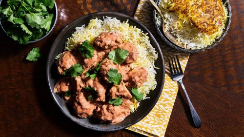 Curl Up With A Bowl Of Slow Cooker Butter Chicken