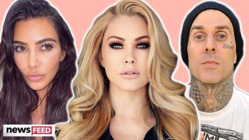Travis Barker's Ex-Wife Spills MORE Kim Kardashian AFFAIR Details!