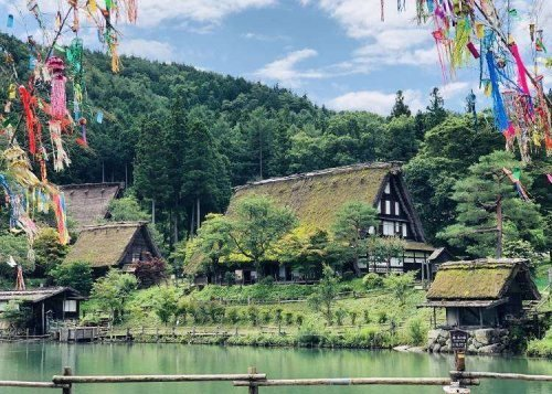 Traveling Japan's Three-Star Route