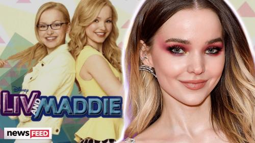 Dove Cameron REVEALS New 'Liv & Maddie' Set Secrets!