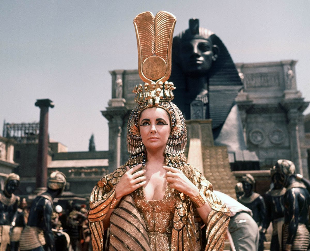 Sexualizing Cleopatra: The Use and Abuse Of The Female Pharaoh's Image