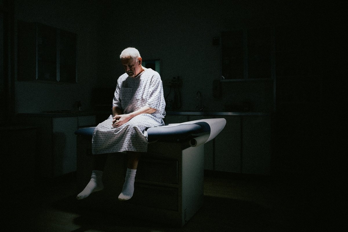 Why Are So Many Men Afraid of Going to the Doctor?