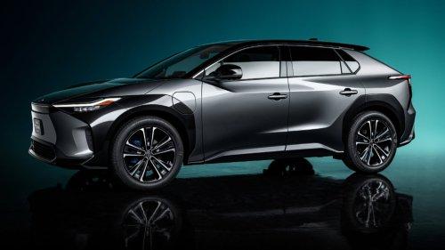 Toyota Unveils First 'Beyond Zero' Electric SUV in Shanghai