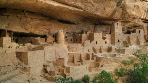 Mesa Verde National Park Preserves Sky-high Native American Cliff Dwellings