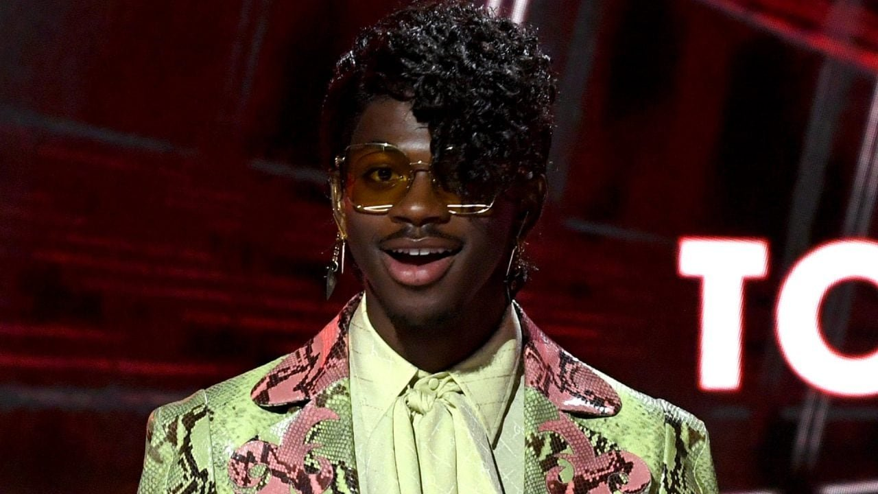 Lil Nas X's dad defends him as troubling video of mother surfaces