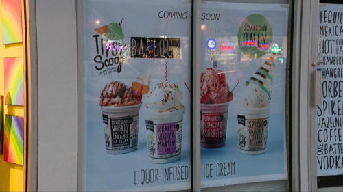 Proposed opening of ice cream shop that sells alcohol-infused flavors stirs debate in Long Beach