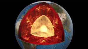 Earth's Core Could Contain Material From Ancient Solar Winds 4.5 Billion Years Old