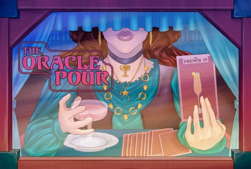 What should I drink today? Ask the Oracle Pour
