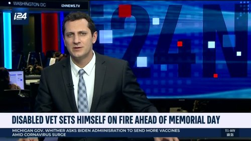 Disabled Vet Sets Himself on Fire Ahead of Memorial Day