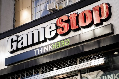 Hottest seller at GameStop is its own stock, $1B raised