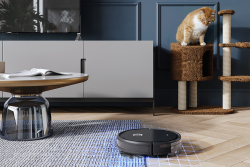 Snag This Top-Rated ECOVACS 2-in-1 Robot Vacuum for Under $200