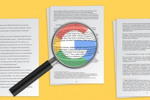 Leaked Docs Reveal Why the FTC Declined to Sue Google in 2013.