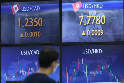 Asian shares pull back, chilled by decline on Wall Street