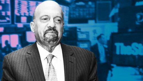 Jim Cramer Likes This Market Drop - Here's What He's Telling AAP Club Members