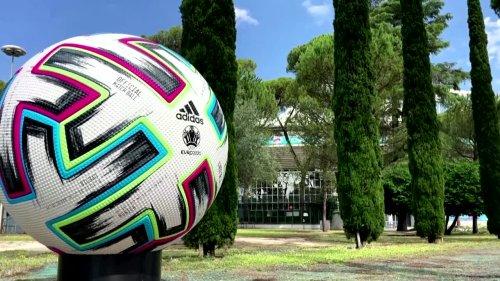 Rome gets ready for Euro 2020 opening match