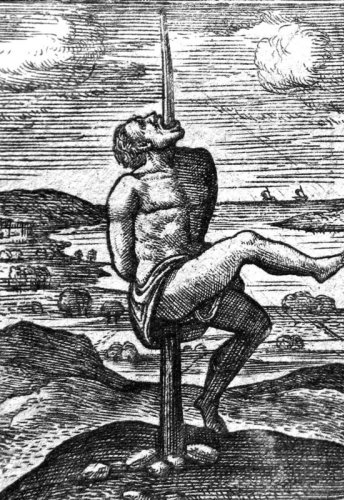The Most Brutal Execution Methods In History