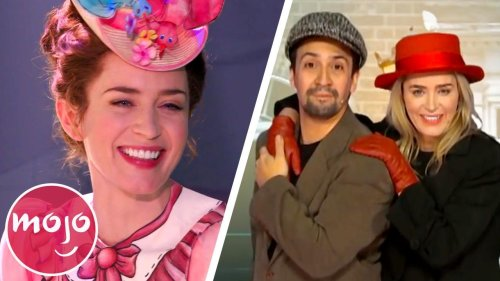 Top 10 Best Emily Blunt Musical Moments