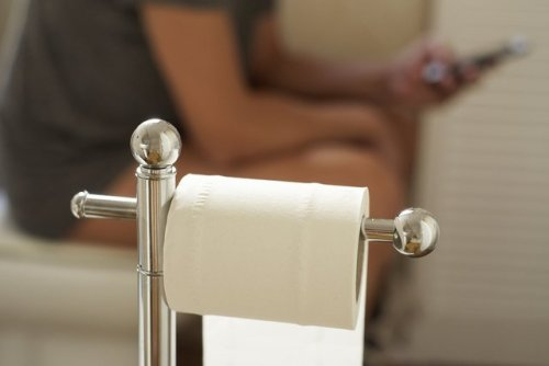 Yes, Poop Sweats Are a Thing — Here's How to Deal With Them