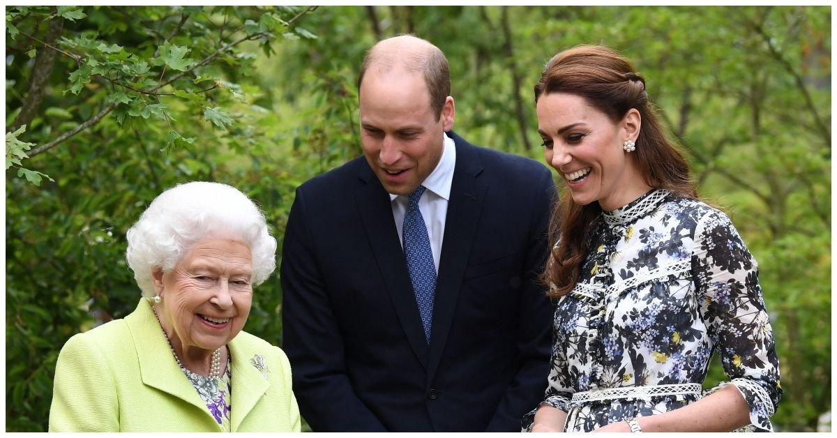 Here's What Will Happen To Kate Middleton & Prince William When The Queen Dies