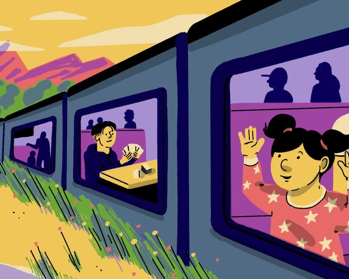 Train Travel With Kids: Tips for a Smooth Journey From Parents and Travel Experts